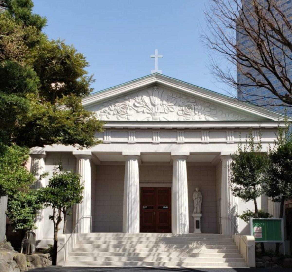 The Tsukiji Catholic Church Web Site